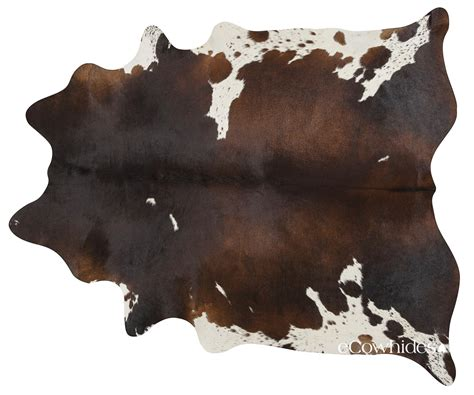 Large Cow Rug Chocolate Cowhide Rug Cow Hide Rugs Large