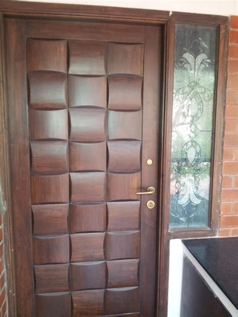 main door designs main door design in wood very popular in 2013 gharexpert