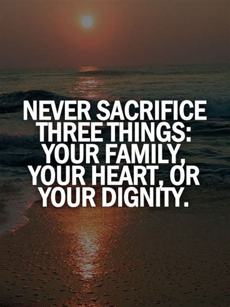sacrifice quotes quotes about sacrifice for family quotesgram