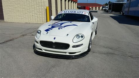 Maserati Grandsport by Racecarsdirect Maserati Gransport Trofeo