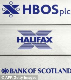 halifax and bank of scotland oborne we re a nation teetering right on the brink