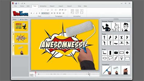best website to make a how to create animated presentations powtoon the