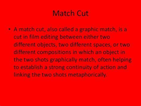 comedy film editing techniques editing techniques