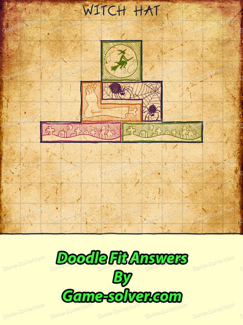 doodle witch hat doodle fit witch hat solutions solver
