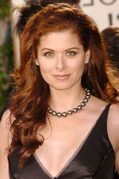 Style Debra Messing Fabsugar Want Need by Debra Messing Smash The Glasses Hair Combo Is