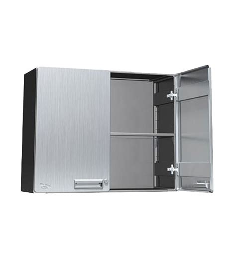Steel Garage Cabinets by Steel Garage Cabinet 30x24x12 Inch Overhead In Steel