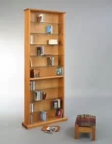 Cd Bookshelves Cd Bookcase Hardwood Artisans Handmade Accessories