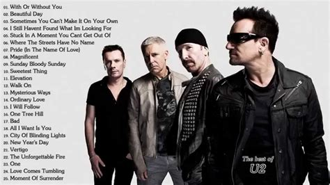 best u2 the best of u2 u2 is greatest hits album