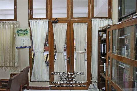Gorden Gordyn Tirai Gordyn Kupu Kupu Stik Garis Vitrase gorden pita vitrage air hujan model gorden rumah minimalis modern terbaru