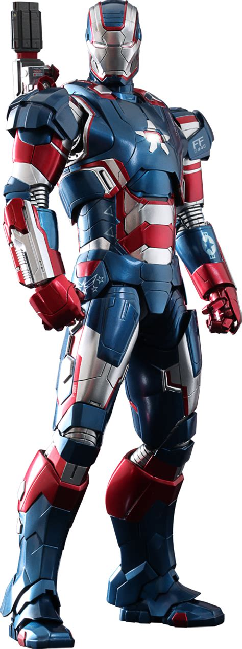 Best Paint Brands by Marvel Iron Patriot Sixth Scale Figure By Toys