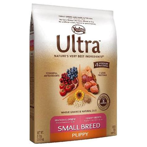 nutro ultra puppy nutro ultra small breed puppy food food petcarerx