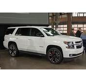 2018 Chevrolet Tahoe Suburban RST Are 420 Hp Frat Boy