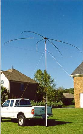 by allen baker kg4jjh a 6 meter moxon antenna the black widow a portable 15 meter beam
