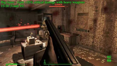 bobblehead vault 95 fallout 4 big guns bobblehead location