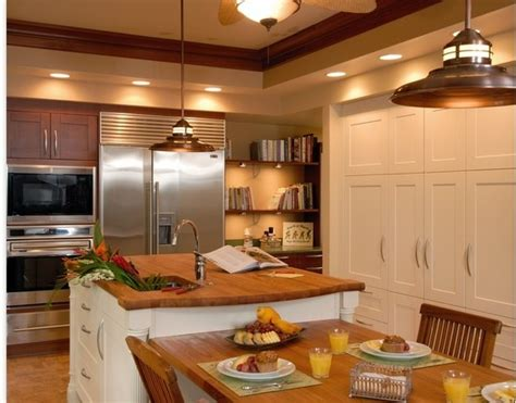 kitchen table island combo kitchen ideas