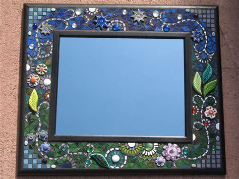 Handmade Mosaic Tiles - mirrors schreiber mosaics
