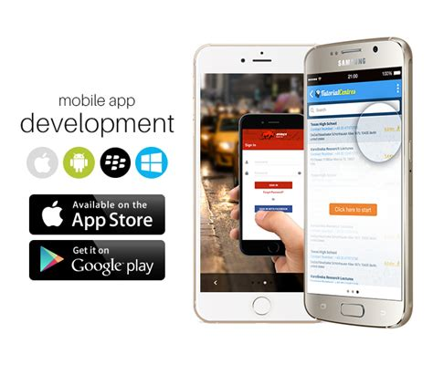 development mobile mobile application development custom apps development