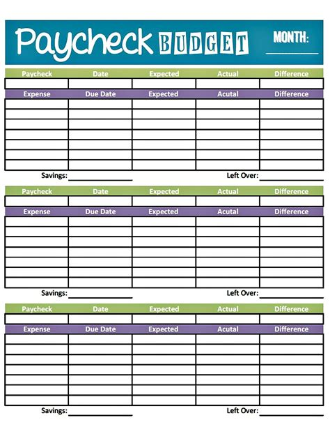 printable budget planner ireland easy printable budget worksheet get paid weekly and
