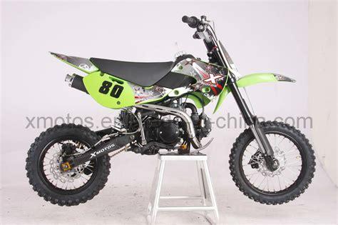 green dirt bike china dirt bike xpt125 xb 80 125cc green china dirt