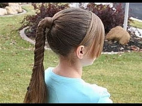 hairstyles for for school easy