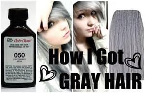 Grey silver hair dye uk hair color developers
