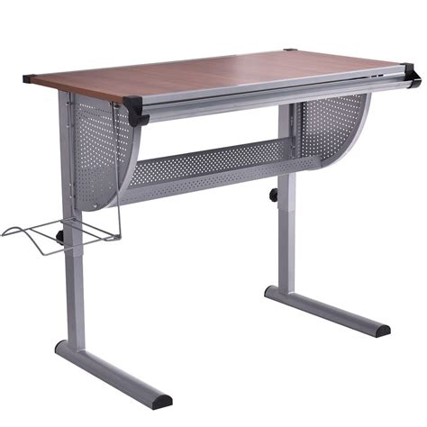 Drafting Table Desk Drafting Table Drawing Desk Adjustable Craft Hobby Studio Architect Work Ebay