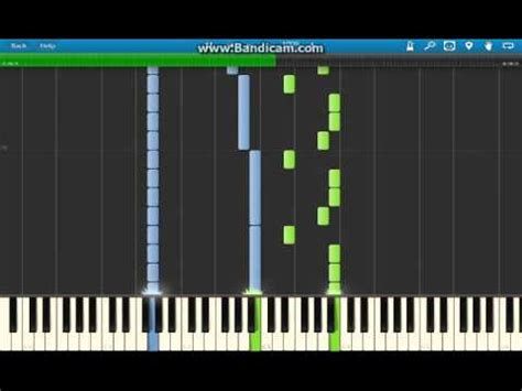 tutorial piano inception inception theme piano tutorial time inception piano