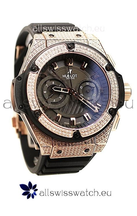 Hublot Big King Power Swiss hublot gold big king power swiss replica