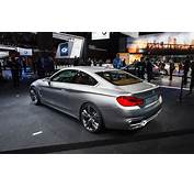 2014 Bmw 4 Series Coupe Concept Rear Left Side View Photo