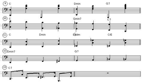 swing bass lines how jazz musicians practice