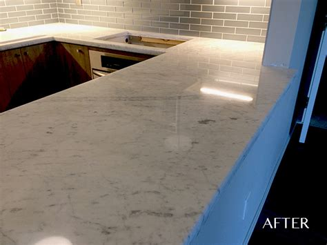 Buffing Marble Countertops by Marble Countertop Polishing San Diego