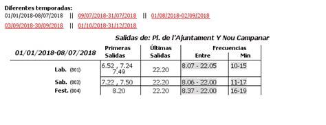 linea 72 autobus urbani di valencia emt linea 67 autobus urbani di valencia emt