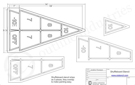 Shuffleboard Table Dimensions by Image Gallery Shuffleboard Dimensions