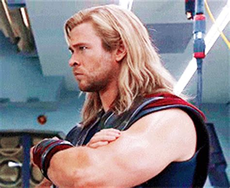 film thor brad pitt thor gif find share on giphy