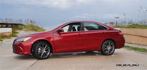 2015 Toyota Camry Xse Review Hd Road Test Review 2015 Toyota Camry Xse 42