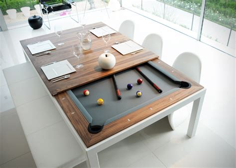 Pool Table Conference Table Fusion Pool Tables Hiconsumption