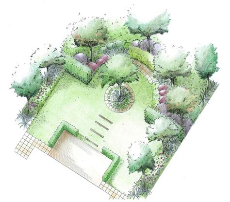 Planning Garden Layout Garden Inspiring Garden Layouts Design Style Perennial Flower Bed Layouts Free Garden Plans
