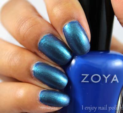 Zoya Nail Sia i enjoy nail zoya sia sally hansen black and blue