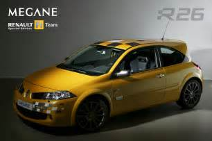Renault Megane R26 F1 Renault Megane R26 Motor