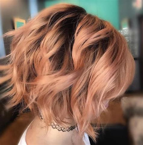 50 Wavy Bob Hairstyles ? Short, Medium and Long Wavy Bobs