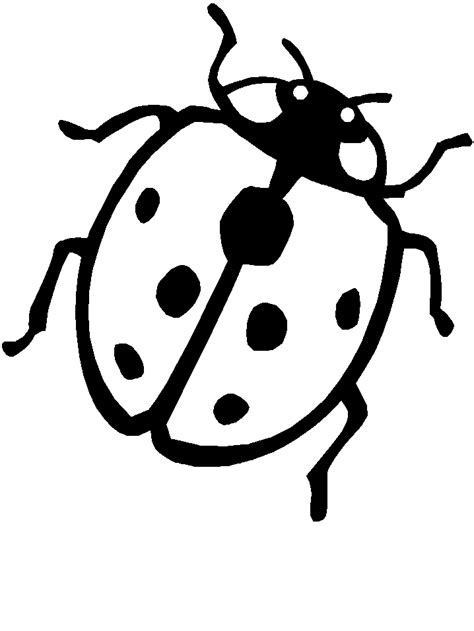 Ladybug Pictures To Color by Ladybug Coloring Pages To Print Coloring Home