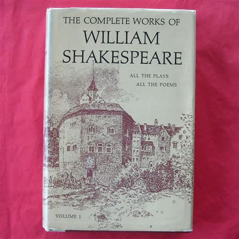 complete works of shakespeare books complete works of william shakespeare volume 1