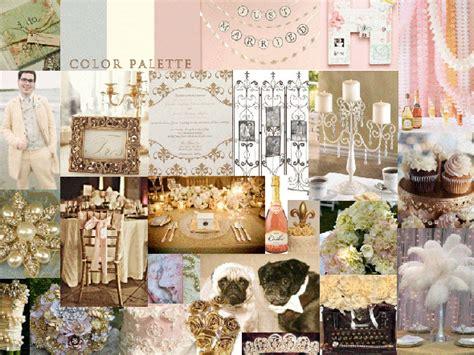 baroque rococo inspiration board weddingbee photo gallery
