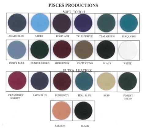 pisces color pisces pro pacifica salon table