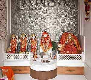 interior design mandir home mandir interior design in mayapuri i new delhi ansa interior designers