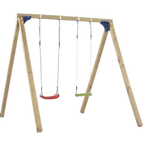 altalene in legno da giardino per bambini altalena in legno per bambini con giochi da giardino