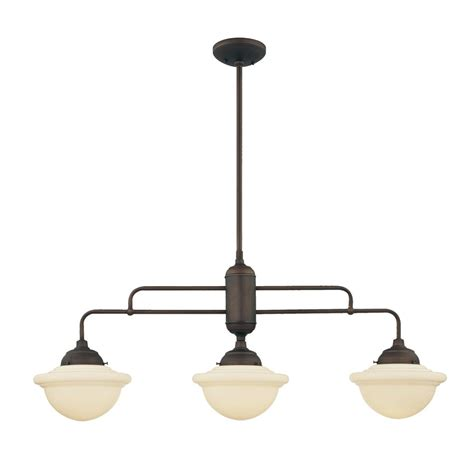 bronze kitchen lighting shop millennium lighting neo industrial 40 in w 3 light