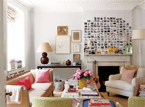 ways to decorate a living room 11 unexpected ways to decorate your walls the everygirl