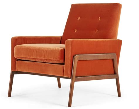 made armchair cecil midcentury style armchair range at made