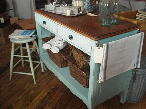 dresser kitchen island cricket acres studio repurposed dresser completed